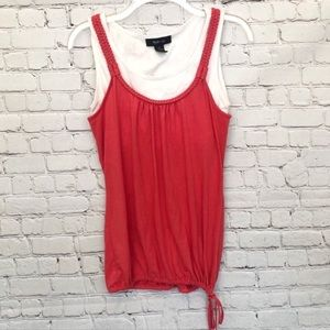 Style&Co. Layered tank